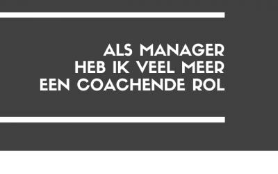 Interview met Margreth Hulswit (regiomanager kraamzorg): Als manager heb ik veel meer een coachende rol